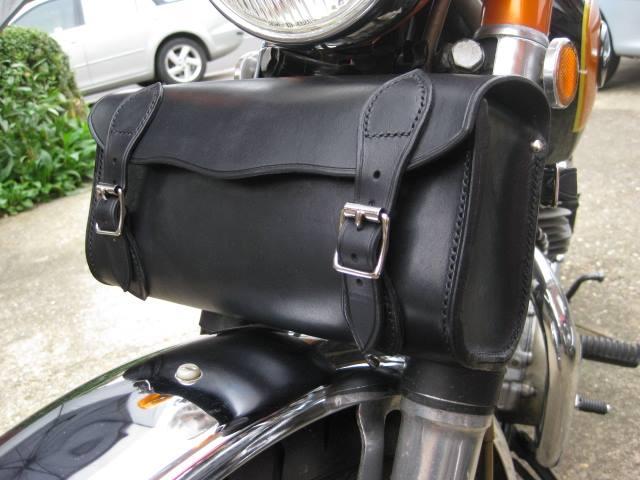 Motorbike pannier